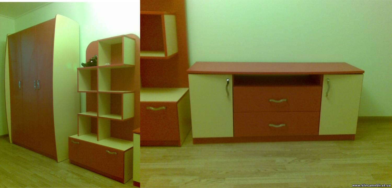 Дитячі меблі на замовлення в